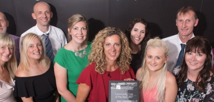 Burnley Sports Awards Winners
