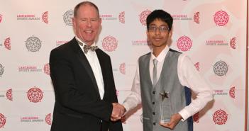 The Flower Bowl at Barton Grange sponsors Volunteer of the Year Award